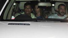 Salman Khan Spotted With Alleged Girlfriend Iulia Vantur!