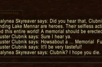 Breakfast Topic: The best NPC conversations in the game