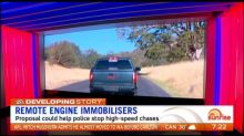 Police want permission to track and disable cars involved in criminal activity