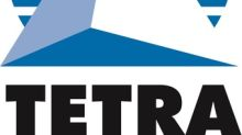 TETRA Technologies, Inc. Announces Strong Second Quarter Improvements in Revenue and Results