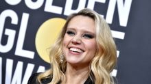 Comedian Kate McKinnon makes touching Golden Globes speech about sexuality