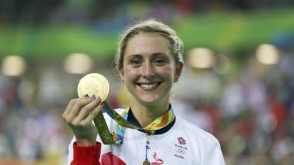 Quadruple Olympic champion Laura Kenny cycling for a new muse in Tokyo