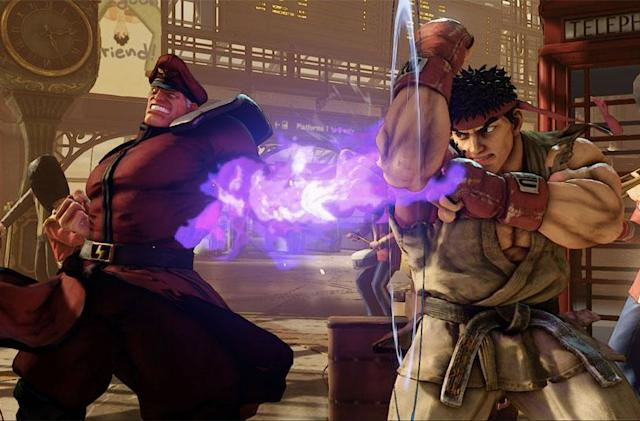 'Street Fighter V' launches on February 16th, 2016, with Dhalsim