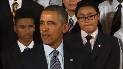 Obama Announces 'My Brother's Keeper' Pledge
