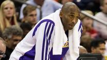 Kobe Bryant's latest injury dims Lakers' playoff hopes