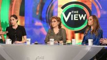 Why Joe Biden's first TV stop is 'The View'
