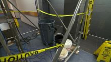 Leaky pipe forces prisoners out of Winnipeg police HQ