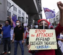 Philippine police kill 9 in raids on suspected rebels