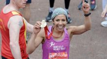 Dame Kelly Holmes reveals how she 'cut herself daily with scissors' during battle with depression