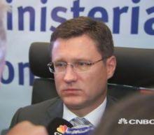 Russia's Novak: Objective to achieve balanced oil market