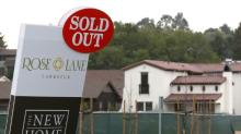 US new home sales see fastest pace in 8 months