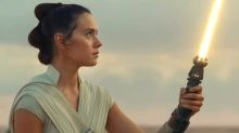 Daisy Ridley says Rey got her 'perfect ending' in 'Star Wars: The Rise of Skywalker'