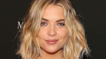 Ashley Benson just went from blonde to rich 'Parisian' brunette