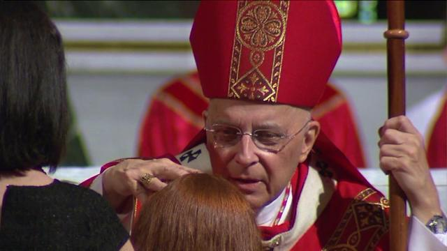 Cardinal George released from hospital