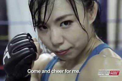 Video: Rin Nakai vs. Miesha Tate in-depth preview for UFC ...