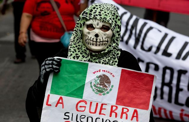 Twitter bots are trying to silence Mexican protesters
