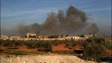 Zwei türkische Soldaten bei Luftangriff in syrischer Provinz Idlib getötet