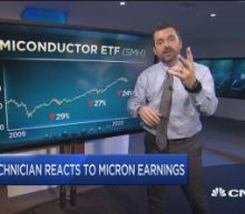 Top technician reacts to Micron earnings and makes a bold...