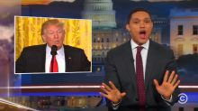 Trevor Noah tackles latest Trump Russia collusion revelation in Felix Sater's email