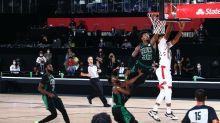 Marcus Smart's game-saving block turns up the Heat