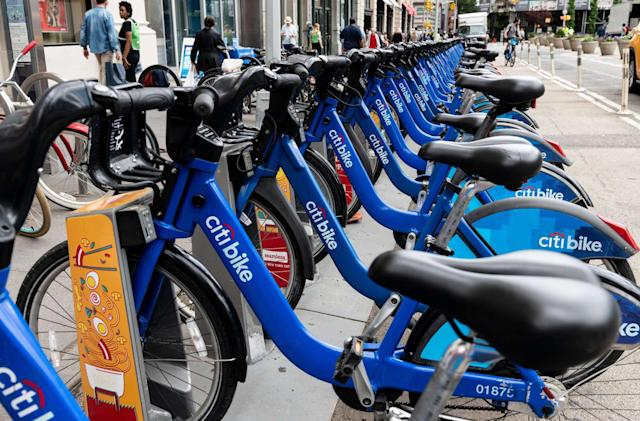 Lyft buys the company behind CitiBike, announces Lyft Bikes