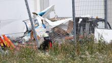 Incidente aereo in Germania, velivolo precipita su edificio: 3 morti