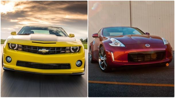 chevy camaro ss vs nissan 370z the unlikely face off motoramic drives. Black Bedroom Furniture Sets. Home Design Ideas