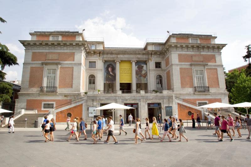 Resultado de imagen de Museo del Prado destacará la importancia del arte colonial en su Cátedra 2018