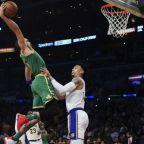 Jayson Tatum first to reach impressive Celtics-Lakers milestone since Kobe Bryant in 2011