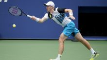 Kyle Edmund takes opening set but bows out of US Open to Novak Djokovic