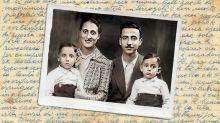 A incrível história do prisioneiro que se correspondeu com a família costurando cartas em roupas sujas durante o Holocausto