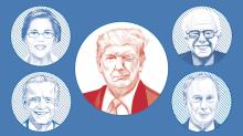 Elecciones 2020 en EEUU: los 5 candidatos demócratas que compiten por enfrentarse a Trump