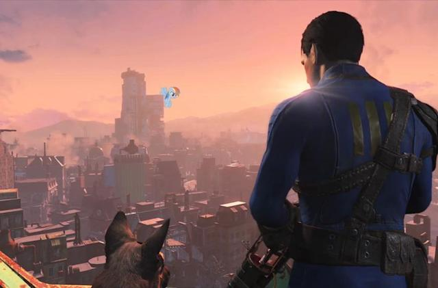 'Fallout 4' won't support user mods this fall