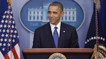 'Fiscal cliff' forces Pres. Obama to cut short Hawaii vacation