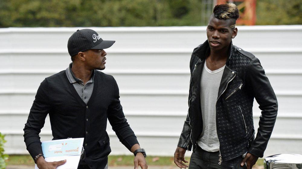 """Evra : """"Les gens veulent critiquer Pogba, comme ils l'ont fait avec Beckham"""""""
