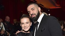 Millie Bobby Brown shuts down criticism over Drake text