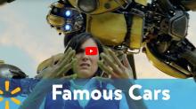 認得多少台?Walmart 神級新廣告雲集經典電影名車