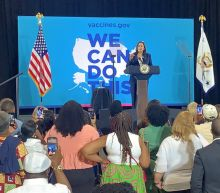 Forget the partisan bile for one night. Kamala Harris to host Senate women for dinner