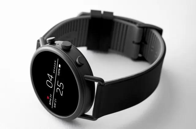 Skagen revamps its slick-looking Falster smartwatch