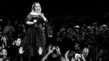 Adele defiende a sus fans humillando a un miembro de seguridad