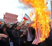 Trump rebukes 'unstable' Iran over internet shutdown