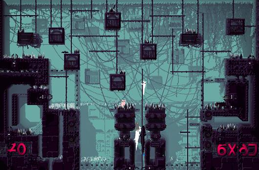 Stealthy slugcat stalks PC, Mac and Linux in Rain World