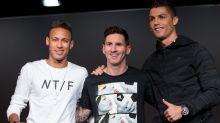 Neymar está no nível de Messi e Cristiano Ronaldo, crava ex-PSG