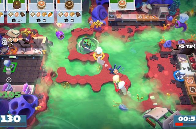 'Overcooked: All You Can Eat' is coming to PS4, Xbox One, Switch and PC