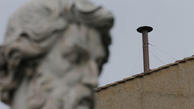 Conclave watch: Awaiting smoke from Sistine chapel chimney