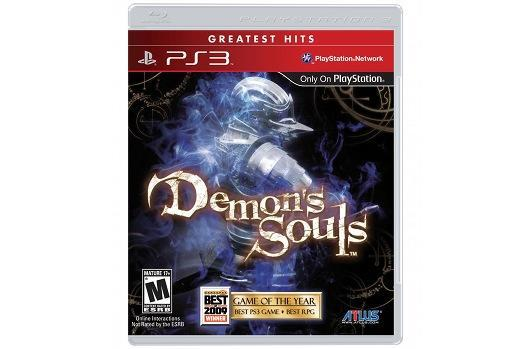 PS3 Greatest Hits summons Demon's Souls for $30