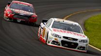 Best in-car audio from the Pocono 400