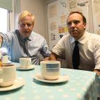 Boris Johnson 'massive supporter' of Matt Hancock, says Jesse Norman, after explosive Cummings texts