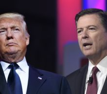 Trump admits he has no tapes of Comey meetings