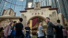 Australia's Crown offloads Macau stake, scraps Vegas plan
